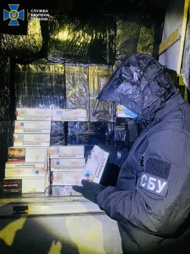 СБУ викрила угруповання контрабандистів, до якого входили мешканці Закарпаття (ФОТО)