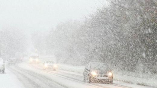 В Україні у найближчі кілька днів очікується погіршення погодних умов