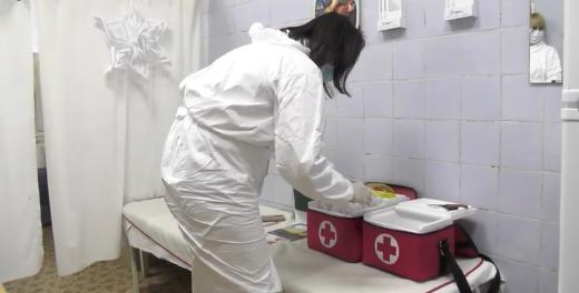 На Закарпатті готують мобільні бригади для вакцинації від COVID-19 (ВІДЕО)