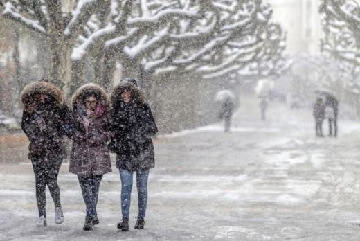 Морози до -20: найближчими днями в Україні різко похолодає