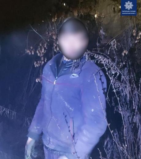 В Ужгороді небайдужий громадянин допоміг патрульним виявити ймовірних крадіїв