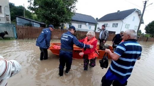 На Заході України підвищиться рівень води, можливі підтоплення