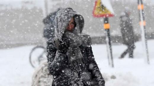Другий тиждень лютого буде справді лютим: снігопади і до -20