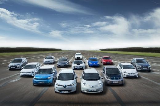 У січні ринок електромобілів скоротився на 21% – асоціація