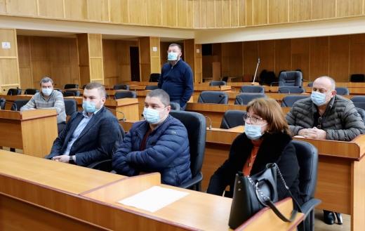 Ужгородський міський голова зустрівся  із представниками територіальних громад