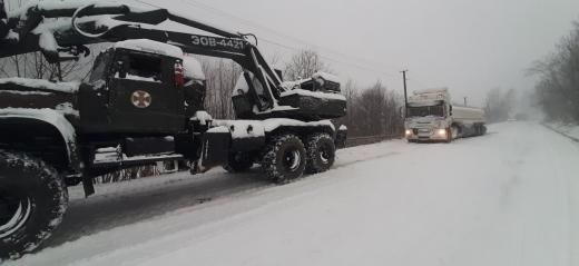 Закарпатським водіям радять утриматися від далеких подорожей