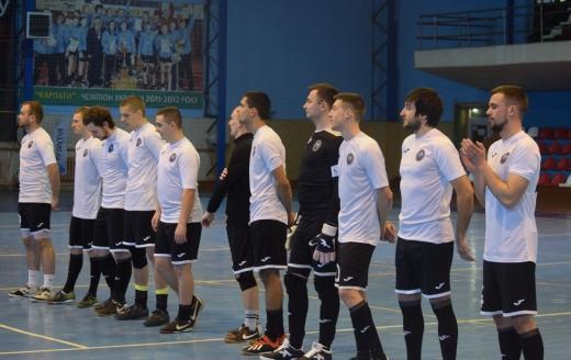 В Ужгороді стартував п'ятий сезон футзальної ліги