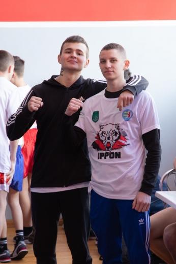 Чемпіонат із кікбоксингу триває в Ужгороді: фоторепортаж