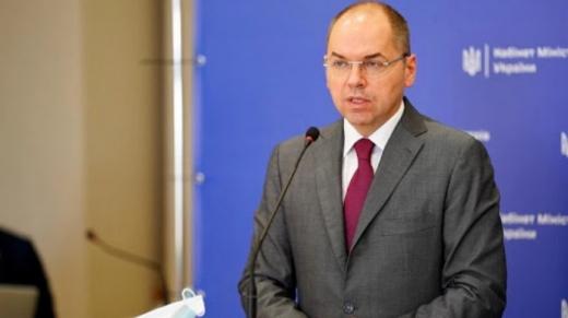 """Степанов каже, що перша партія вакцини проти коронавірусу """"трішечки затримується"""""""