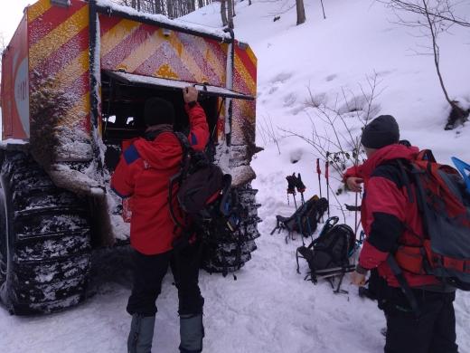 Закарпатські рятувальники – про новони щодо пошуків у горах заблукалого киянина
