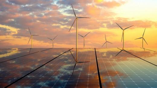 Українські компанії придбали електроенергію з відновлюваних джерел сумарною потужністю 376 МВт