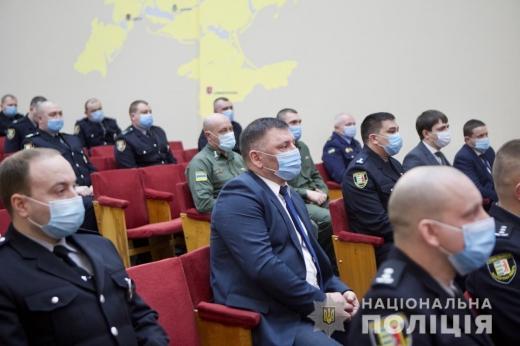 Стало відомо, хто став начальником Головного управління Національної поліції в Закарпатській області