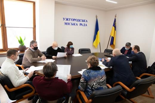 В Ужгороді відбулося засідання конкурсного комітету із визначення автомобільних перевізників