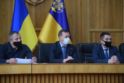 Через ріст захворювання на коронавірус в Ужгороді відбулося засідання комісії ТЕБ та НС
