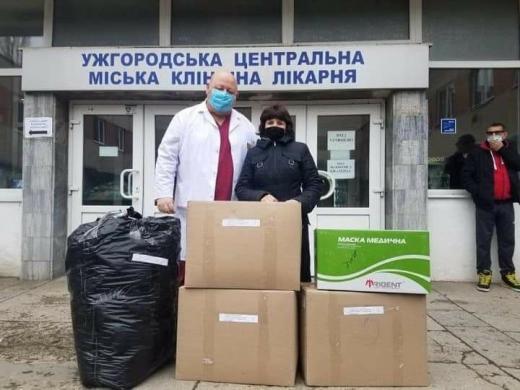 Медичні заклади Закарпатської області отримали 77 млн грн на забезпечення киснем