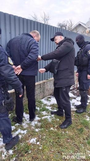 В Ужгороді затримали наркодилера особливо небезпечних психотропів (ФОТО)