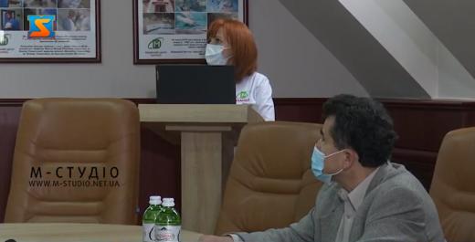 В Ужгороді відбувся круглий стіл лікарів радіологів