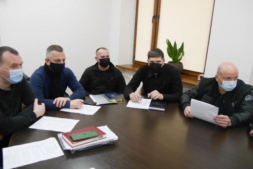 Комісія опрацювала звернення ужгородців з питань безпеки дорожнього руху