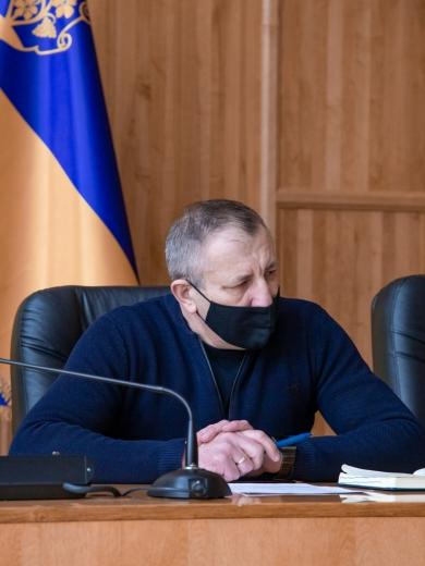 У міськраді Ужгорода провели засідання штабу з ліквідації наслідків надзвичайної ситуації