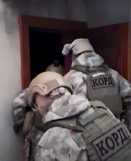 На Закарпатті затримали нападників на прикордонників