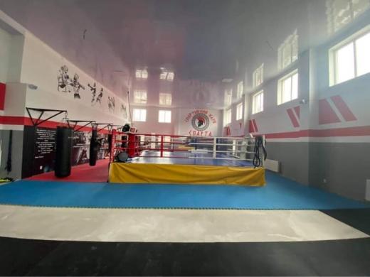 """Гуцульський бойовий вишкіл — відтепер у рахівському СК """"Спарта"""""""