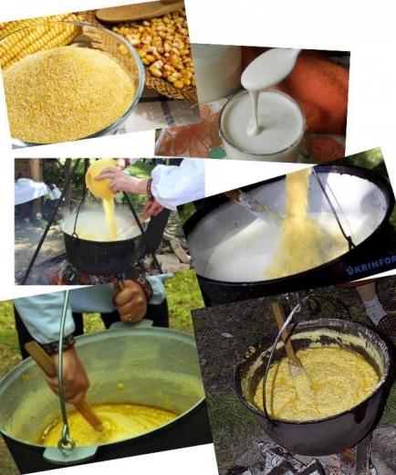 Берлибаський бануш: гуцульські легенди про відому закарпатську страву