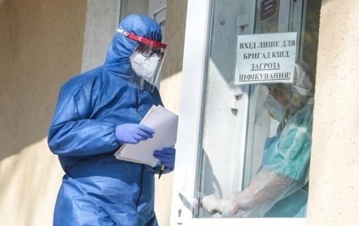 На Закарпатті виявлено 414 нових випадків COVID-19 за добу