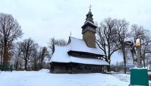 Найстаріший дерев'яний храм Закарпаття стане музеєм