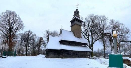 На Закарпатті відреставрують церкву, якій більше 500 років
