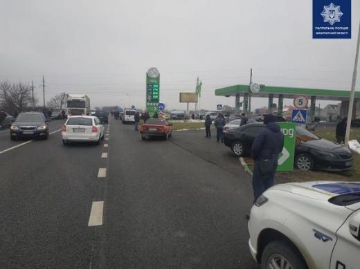 В Ужгороді збили пішохода: стали відомі подробиці