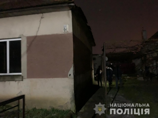 На Закарпатті поліцейські затримали підозрюваного у підпалі майна