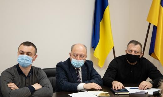 В Ужгороді відбулося позапланове засідання комісії з питань ТЕБ та НС щодо коронавірусу