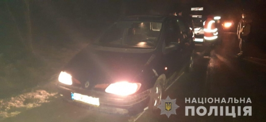 У пасажира автомобіля закарпатські поліцейські виявили психотропні речовини