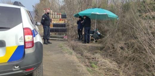 Поліцейські склали адмінпротоколи на продавців алкоголю на трасі Київ-Чоп
