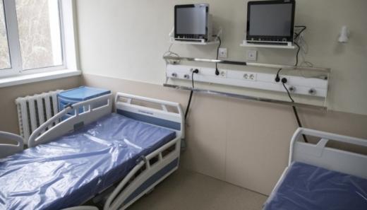 На Закарпатті додатково розгорнули ще 187 ліжкомісць для пацієнтів з CОVID-19