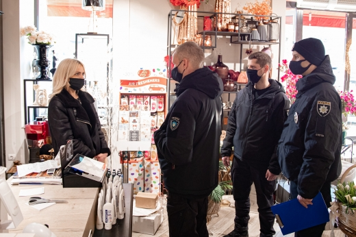 Як в Ужгороді тривають перевірки дотримання вимог карантину