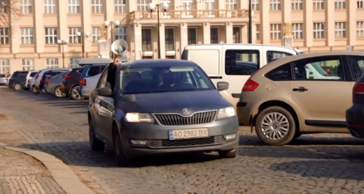 В Ужгороді муніципальна варта закликає містян дотримуватись карантину
