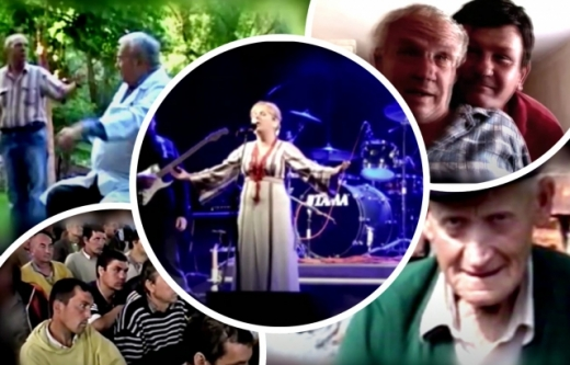 У новому творчому проекті закарпатки Мирослави Копинець використали кадри з життя обласної психлікарні (ВІДЕО)