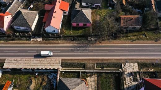 На Закарпатті відремонтують дорогу від міста Берегове до КПП «Вилок» – КПП «Тисабеч»