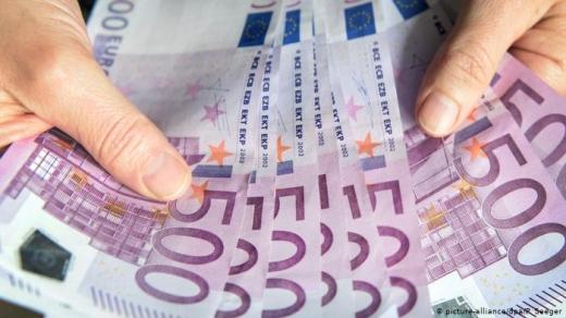 Готівковий курс на 1 березня: євро подешевшало на понад 10 копійок