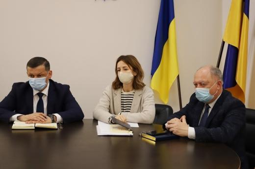 В Ужгородській міськраді сьогодні обговорювали питання ромської нацменшини