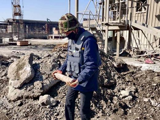 В Ужгороді виявили боєприпаси часів Другої світової війни