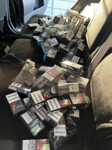 """В уродженця Казахстану конфіскували джип за спробу провезти цигарки через КПП """"Тиса"""""""