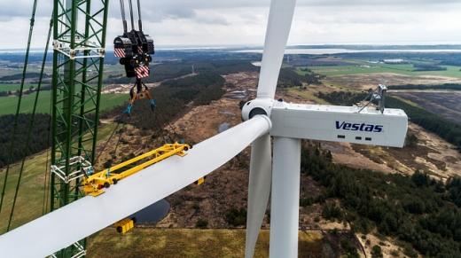 За 2020 рік в Україні запустили вітряні станції загальною потужністю 144,2 МВт
