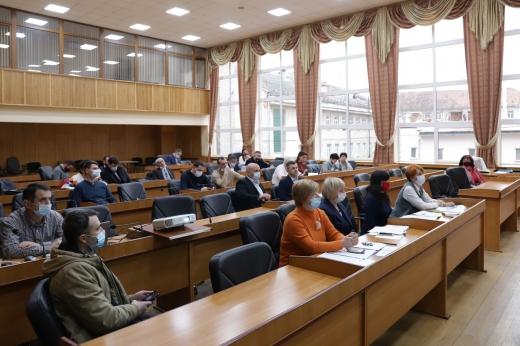 День депутата провели в Ужгородській міській раді