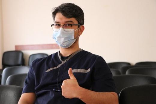 Інфекціоніст розповів про ситуацію з COVID-19 на Закарпатті, нові штами коронавірусу та вакцинацію