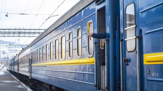 З 8 березня Укрзалізниця зупинить продаж квитків на Закарпаття