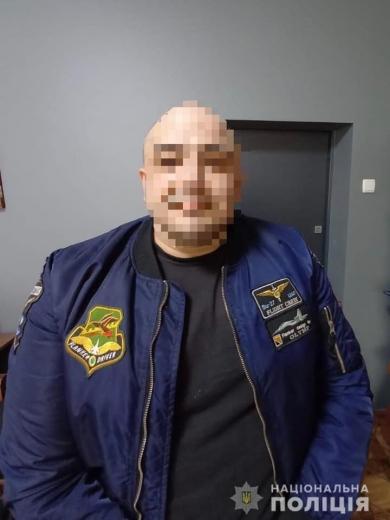 На Закарпатті поліцейські затримали рецидивіста
