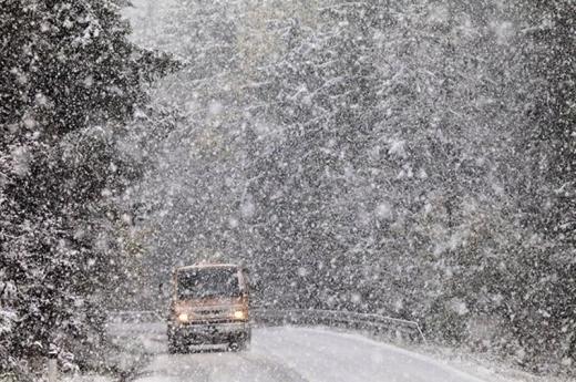 На Закарпатті прогнозують погіршення погодних умов