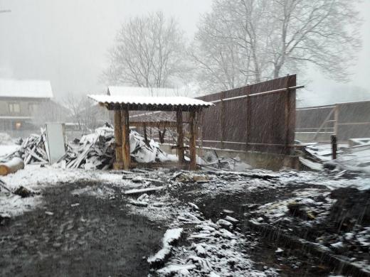 На Тячівщині горіли два приватні господарства